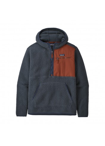 Patagonia Retro Pile Jacket - Smolder Blue_13911