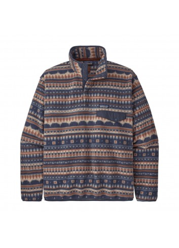 Patagonia LW Synch Snap-T Pullover - Khaki_13914