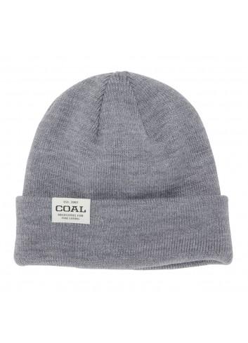 Coal The Uniform Low Beanie - Heather Grey_13919