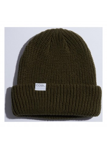 Coal The Stanley Beanie - Heather Olive_13920