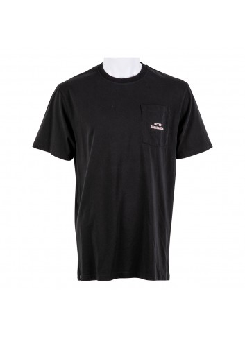 Nitro Balance Pocket Tee Shirt - Black_13944