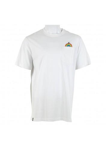 Nitro Optisym Pocket Tee Shirt - White_13946