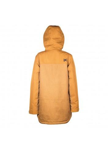 L1 Wms Freya Jacket - Ginger_13956