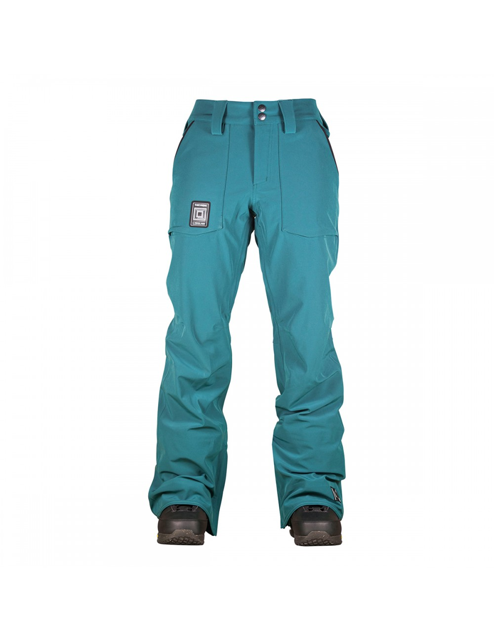 L1 Wms Cosmic Age Pant - Abyss_13959