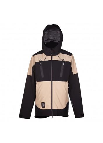 L1 Parton Jacket - Black/Dune_13965