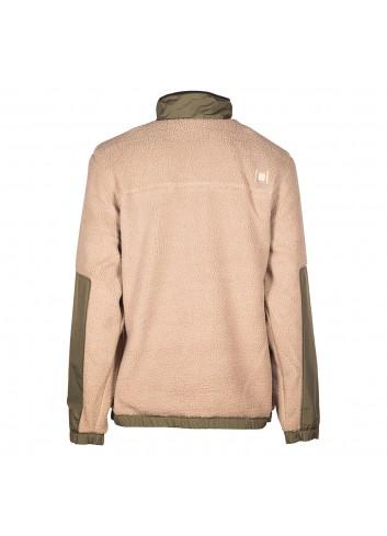 L1 Onyx Fleece Jacket - Dune/Military_13973