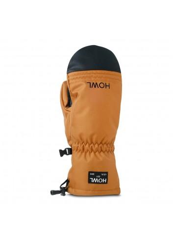 Howl Team Mitt Glove - Gold_13992