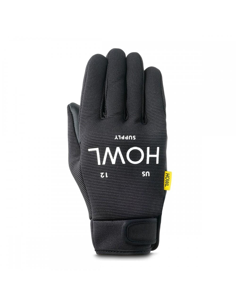 Howl Jeepster Glove - Black_13993