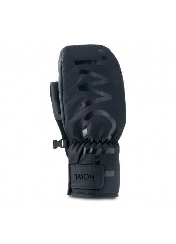 Howl Flyweight Mitt Glove - Black_13994