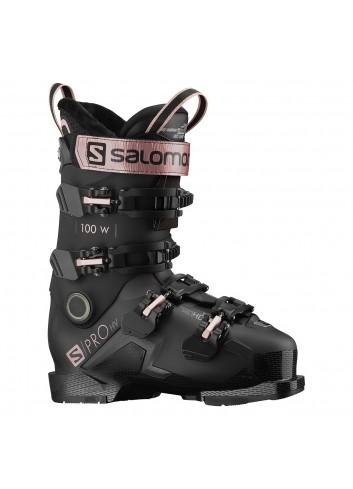 Salomon S/Pro 100 Skiboot - Black_14037